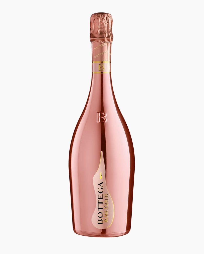bottega ROSE GOLD SPUMANTE BRUT
