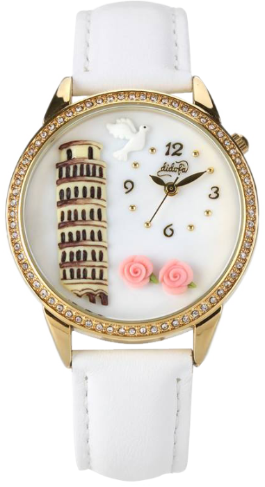 Didofà orologi fashion fantasia donna torre