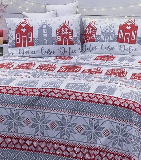 Piumini e lenzuola matrimoniali casa-dolce-casa