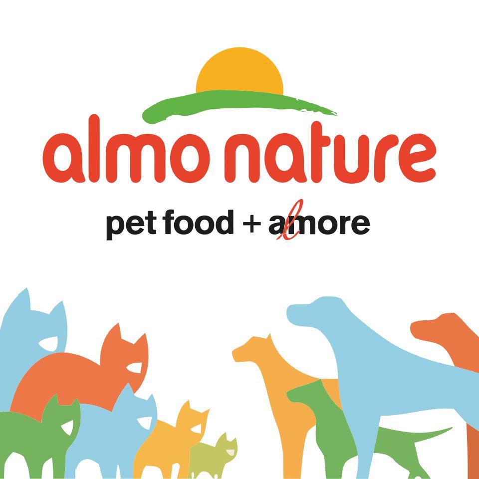 Linea cibo animali delivery mob