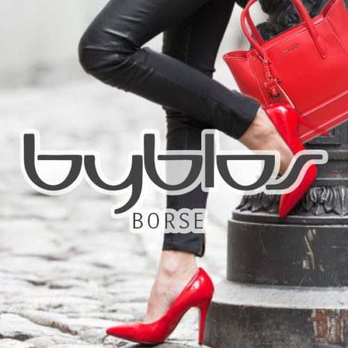 Byblos borse donna cover